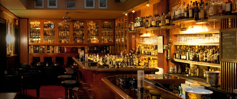 Best Bars Vienna ~ Barflys