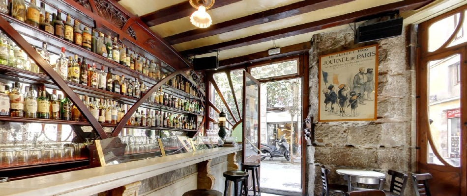 Best Bars Barcelona ~ Casa Almirall