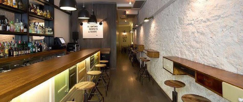 Best Bars Barcelona ~ Bobby Gin