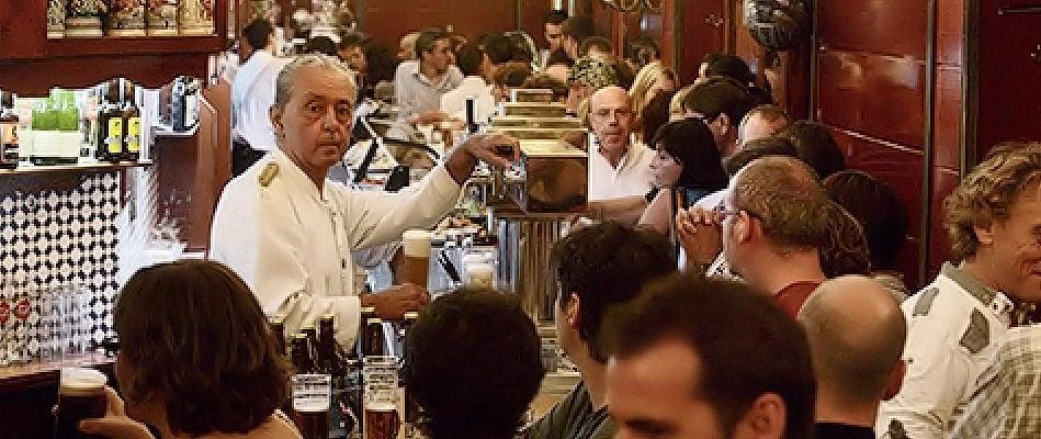 Best Bars Barcelona ~ El Vaso De Oro