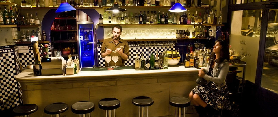 Best Bars Barcelona ~ Xix Gin Corner