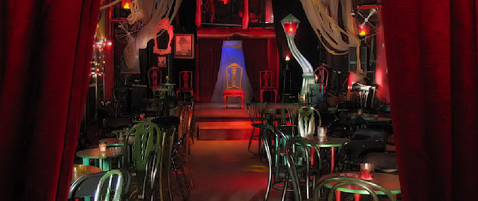 Best Bars Barcelona ~ Tinta Roja
