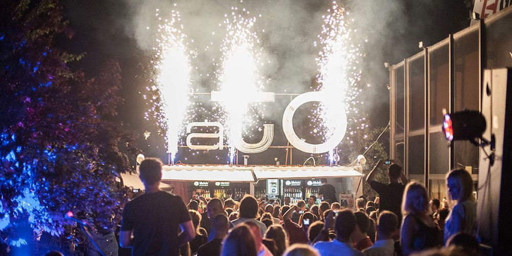 Best Bars Krakow ~ Forum Przestrzenie / Photo: Forum Przestrzenie  Facebook