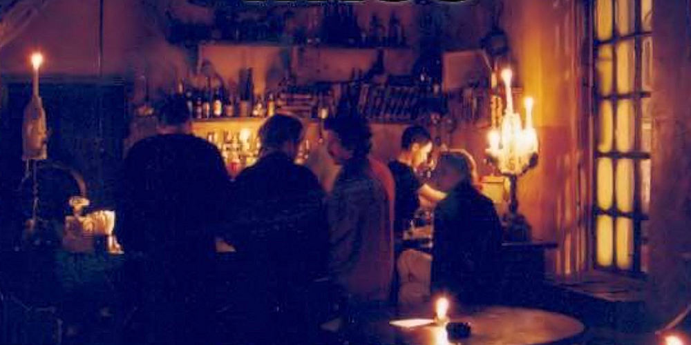 Best Bars Krakow ~ Alchemia / Photo: Mercat Princesa