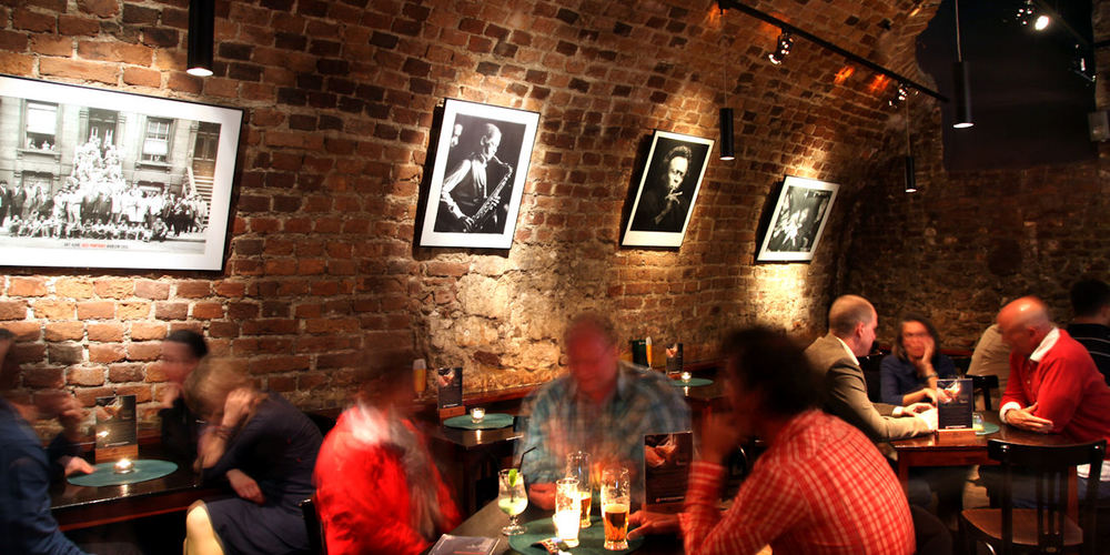 Best Bars Krakow ~ Piec Art Jazz Club / Photo: piecart.pl