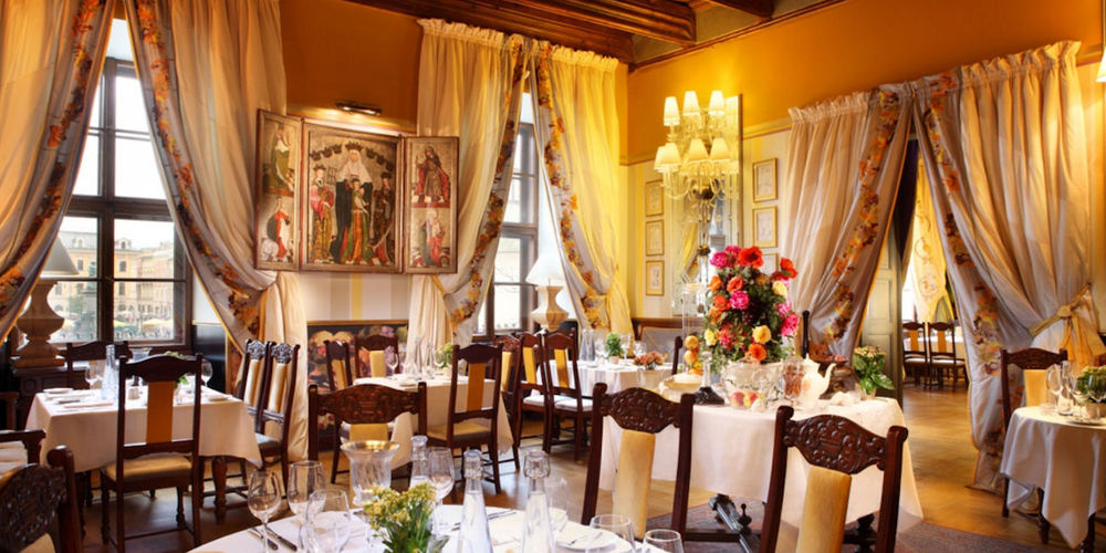 Best Restaurants Krakow ~ Wentzl / Photo: restauracjawentzl.com.pl