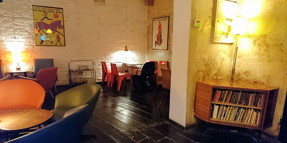 Best Bars Krakow ~ Miejsce Bar
