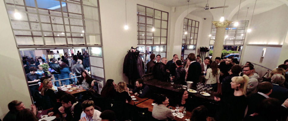 Best Bars Milan ~ Radetzky Cafe / Photo: radetzky.it