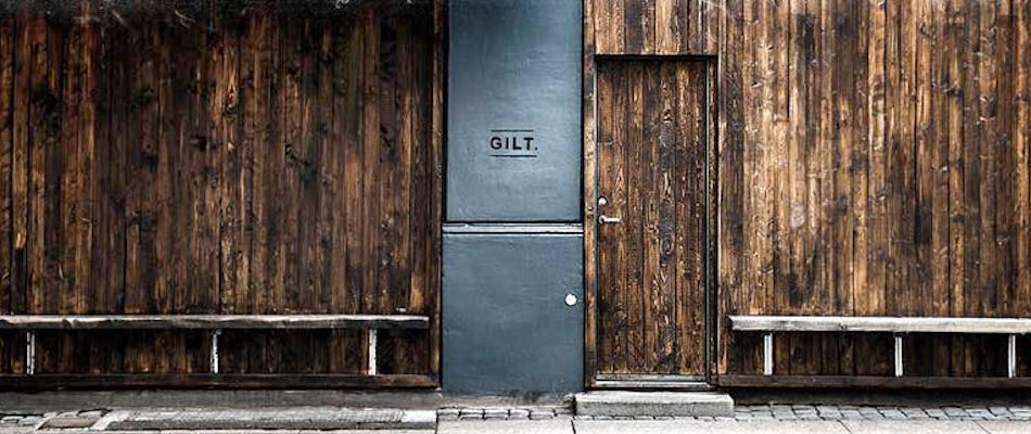 Best Bars Copenhagen ~ Gilt / Photo: Facebook Gilt