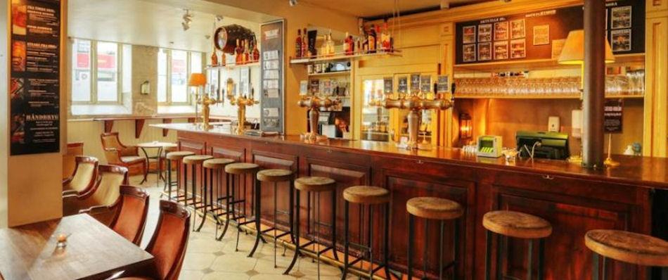 Best Bars Copenhagen ~ Brewpub Kobenhavn / Photo:brewpub.dk