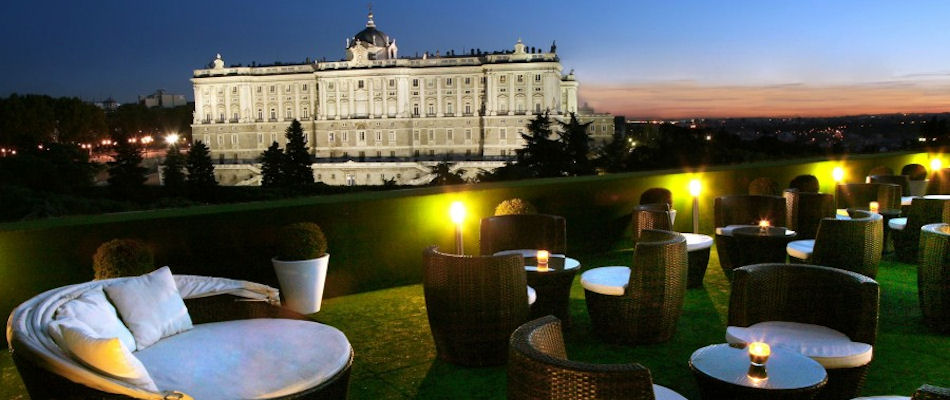 Best bars in madrid best bars europe for Terraza jardines de sabatini
