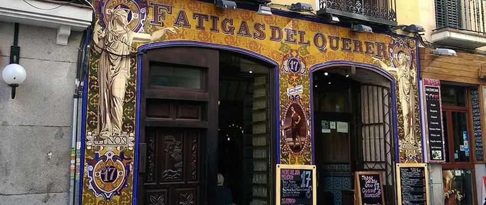 Best Bars Madrid ~ Fatigas Del Querer