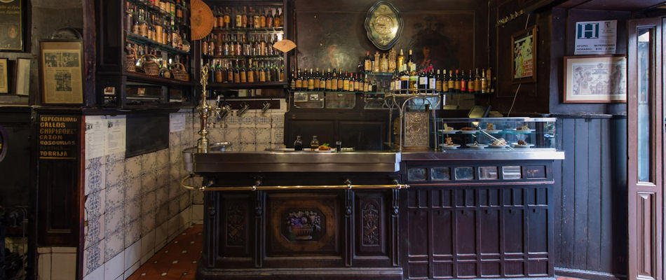 Best Bars Madrid ~ Taberna Antonio Sanchez / Photo: Facebook TabernaAntoniSanchez