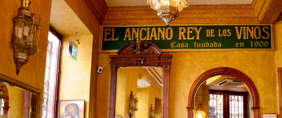 Best Bars Madrid ~ El Anciano Rey De Los Vinos / Photo: Flickr El Anciano Rey de los Vinos