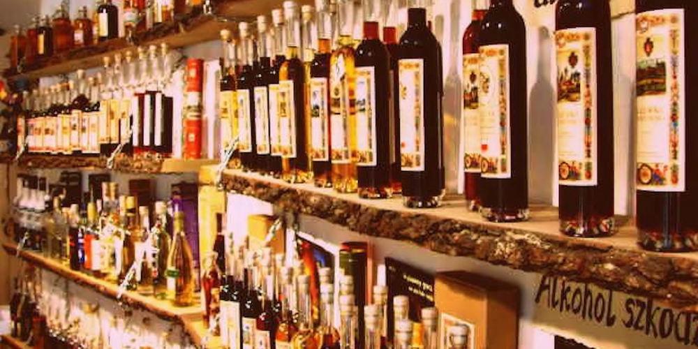 Best Bars Krakow ~ Staropolskie Trunki