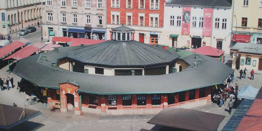 Best Bars Krakow ~Zapiekanka at Plac Nowy