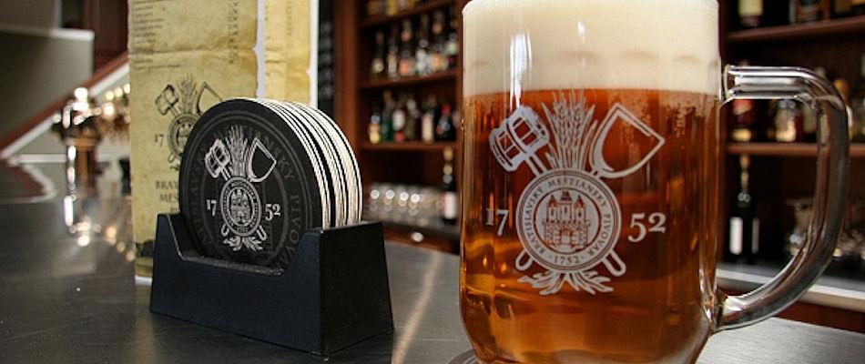 Best Bars Bratislava ~ Bratislavsky Mestiansky Pivovar