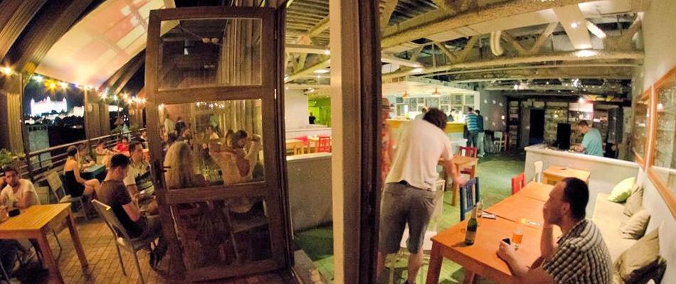 Best Bars Bratislava ~ KC Dunaj