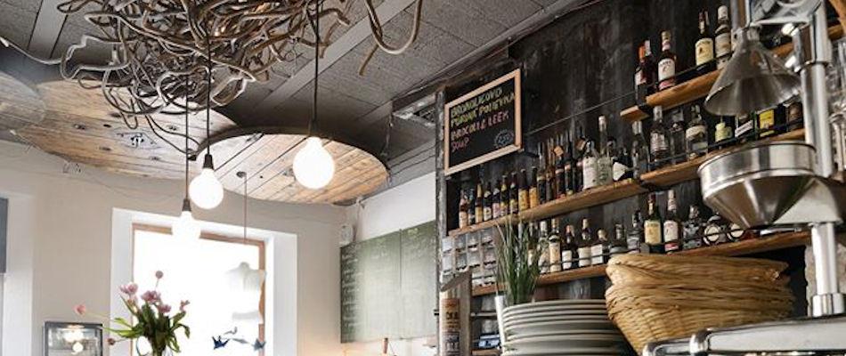 Best Bars Bratislava ~ Kontakt / Photo: Facebook KONTAKTUJ