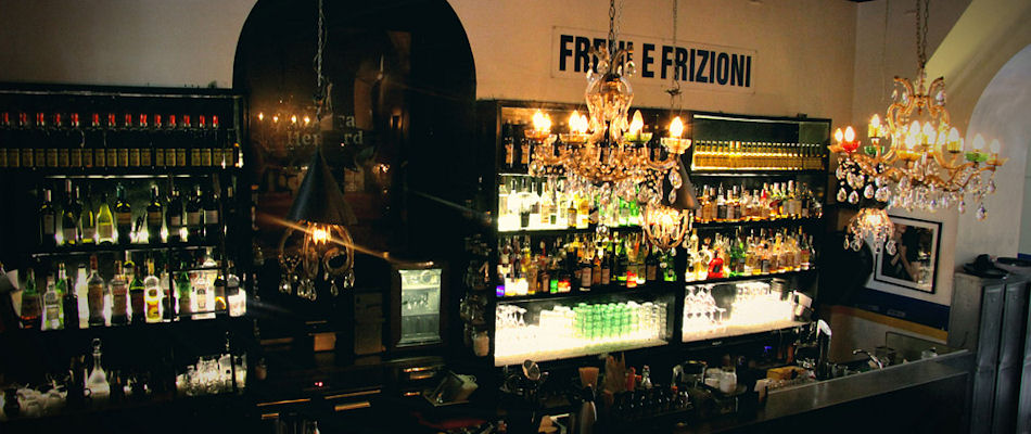 Best Bars Rome ~ Freni & Frizioni