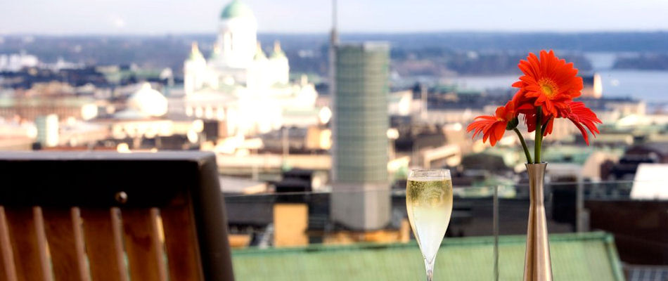 Best Bars Helsinki ~ Atelier Bar / Photo: Facebook sokoshoteltorni