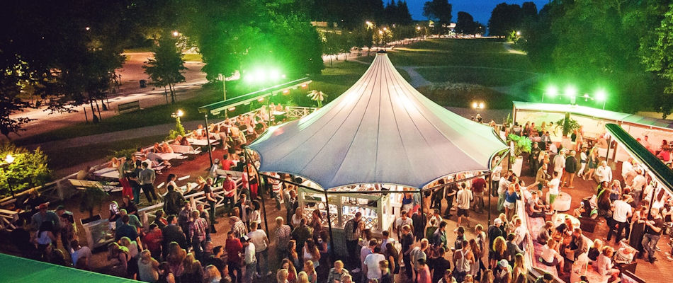 Best Clubs Helsinki ~ Kaivohuone / Photo:kaivohuone.fi