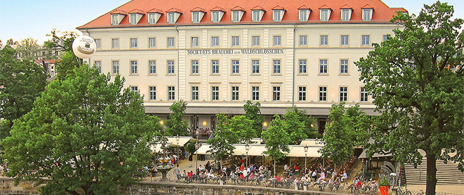 Best Bars Dresden ~ Waldschlosschen / Photo: waldschloesschen.de