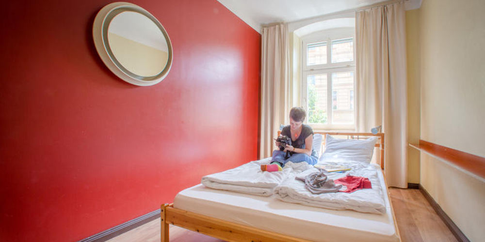 Best Berlin Hotels ~ East Seven Hostel Berlin