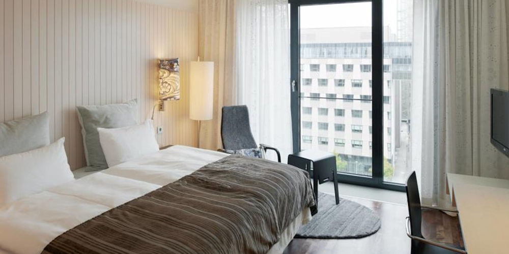 Best Hotels Berlin ~ Scandic Berlin Potsdamer Platz