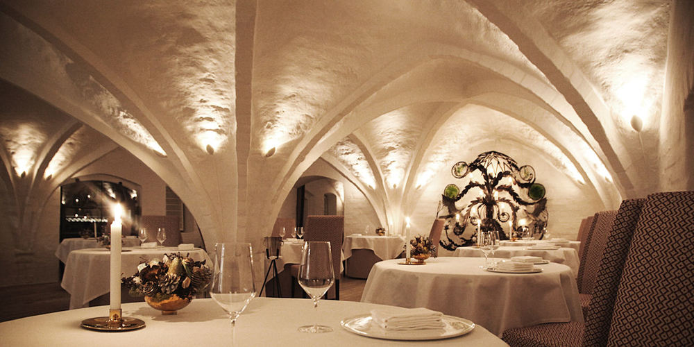 Best Restaurants Copenhagen ~ Kong Hans Kaelder / Photo: konghans.dk
