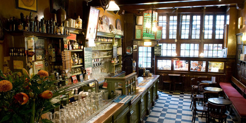 Best Pubs Amsterdam ~ In De Wildeman / Photo: Facebook Bierproeflokaal-In-De-Wildeman