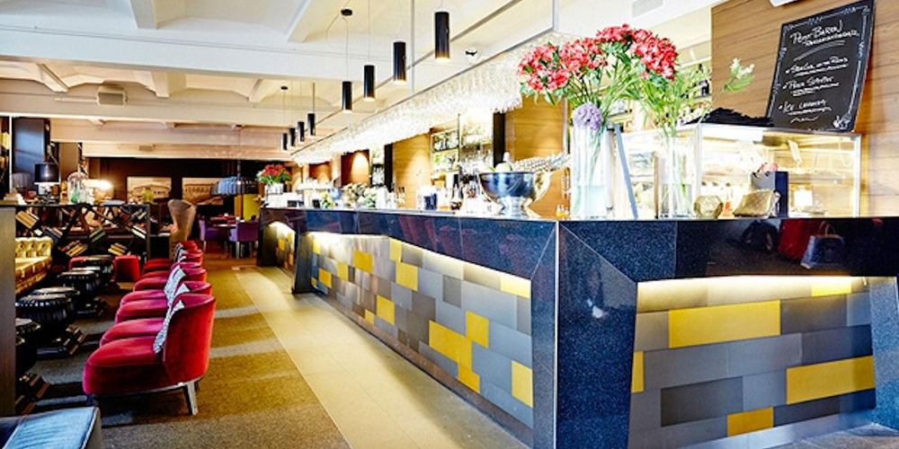 Best Bars Gothenburg ~ Clarion Post Hotel / Photo: nordicchoicehotels.com