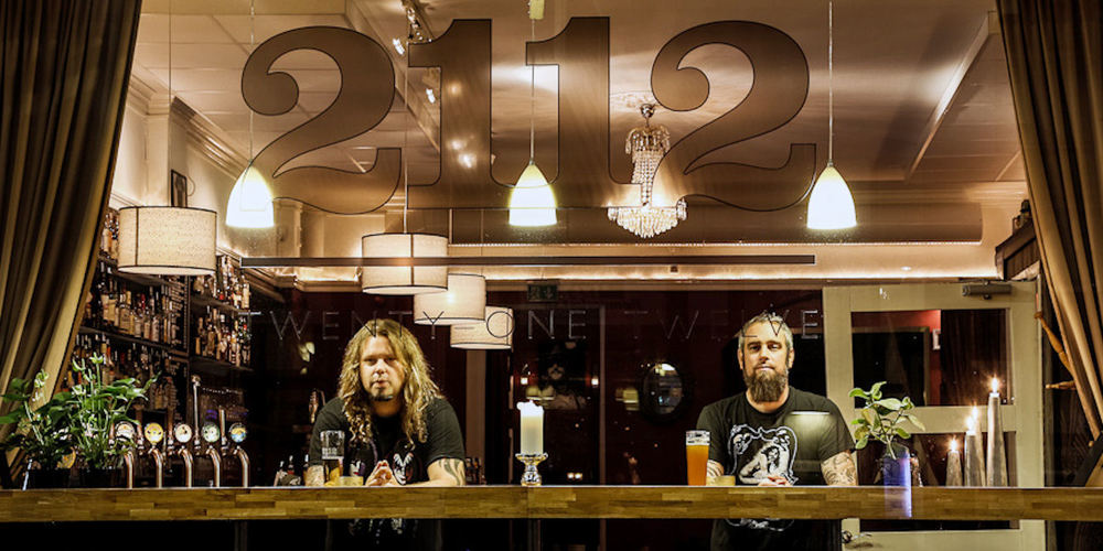 Best Bars Gothenburg ~ Twenty One Twelve / Photo: restaurant2112.com