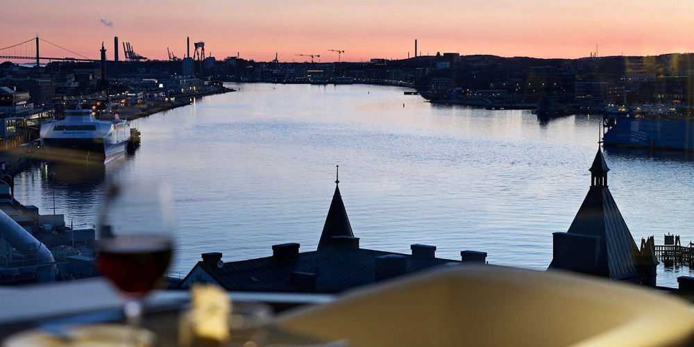 Best Bars Gothenburg ~ View Skybar / Photo: riverton.se