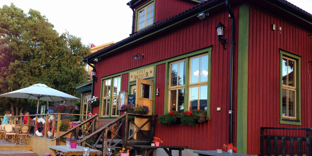 Best Bars Gothenburg ~ Port Arthur / Photo: portarthur.se
