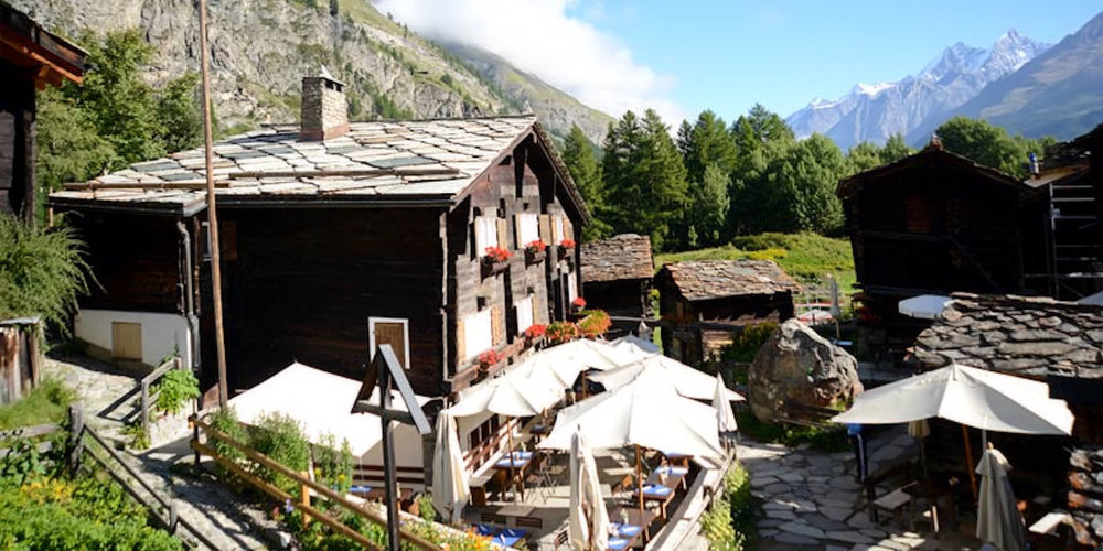 Best Restaurants Zermatt ~ Restaurant Zum See / Photo: zumsee.ch