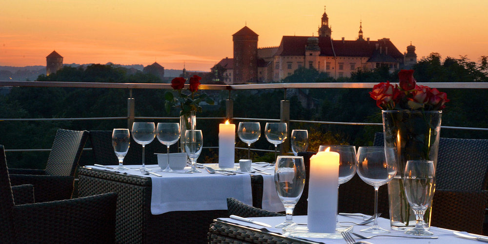 Best Restaurants Krakow ~ Hotel Rubinstein / Photo: rubinstein.pl