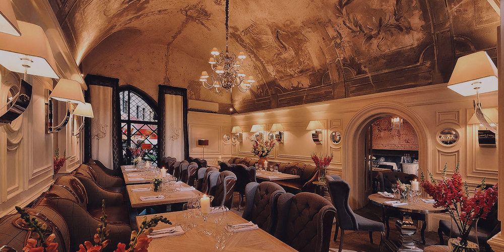 Best Restaurants Krakow ~ Szara Ges / Photo: szarages.com