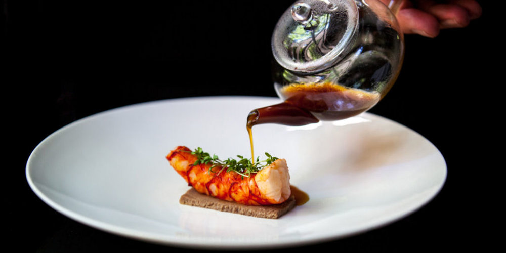 Best Restaurants in Amsterdam ~ Vinkeles / Photo: vinkeles.com
