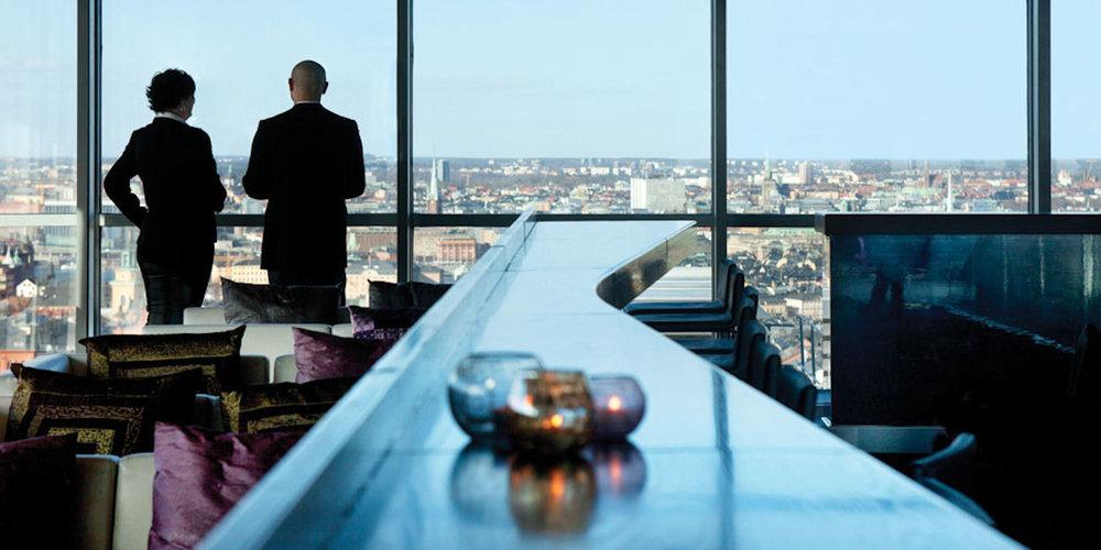 Best Bars Stockholm ~ Himlen / Photo:restauranghimlen.se
