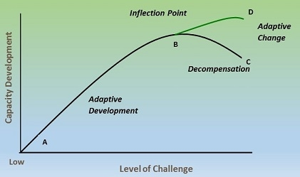 Figure 1 - Challenge-Development Curve