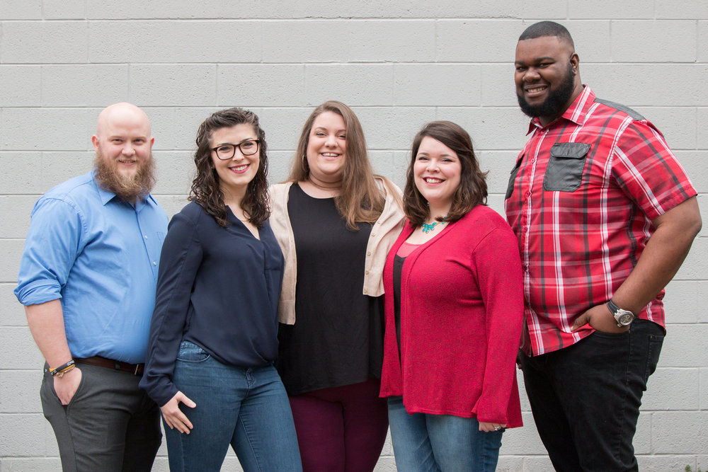From L to R : Kevin and Samantha Hammell, Kris Sowa, Tiffani and Dom Martin
