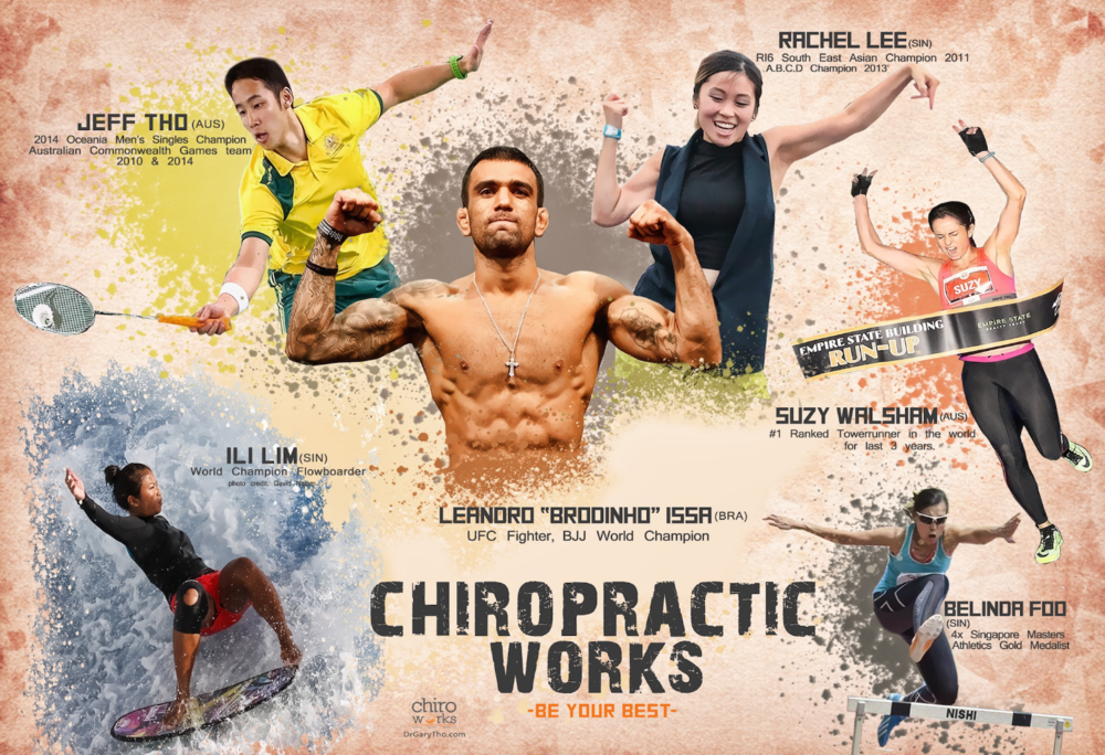 Chiropractic Works World Champions