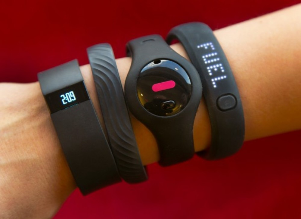 Wearable technology is a great way to track physical activity.