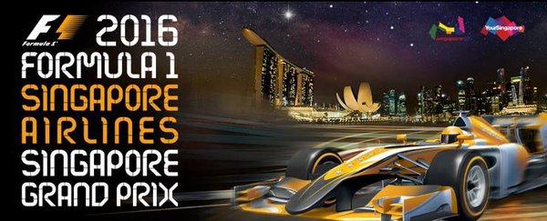 F1 2016 formula 1 singapore airlines singapore grand prix