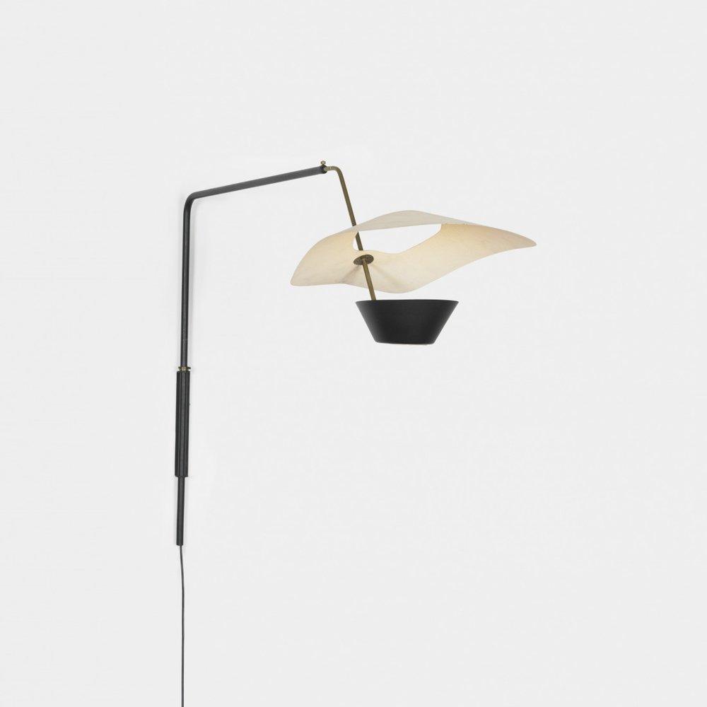 Pierre Guariche Wall-Mounted Lamp 1953