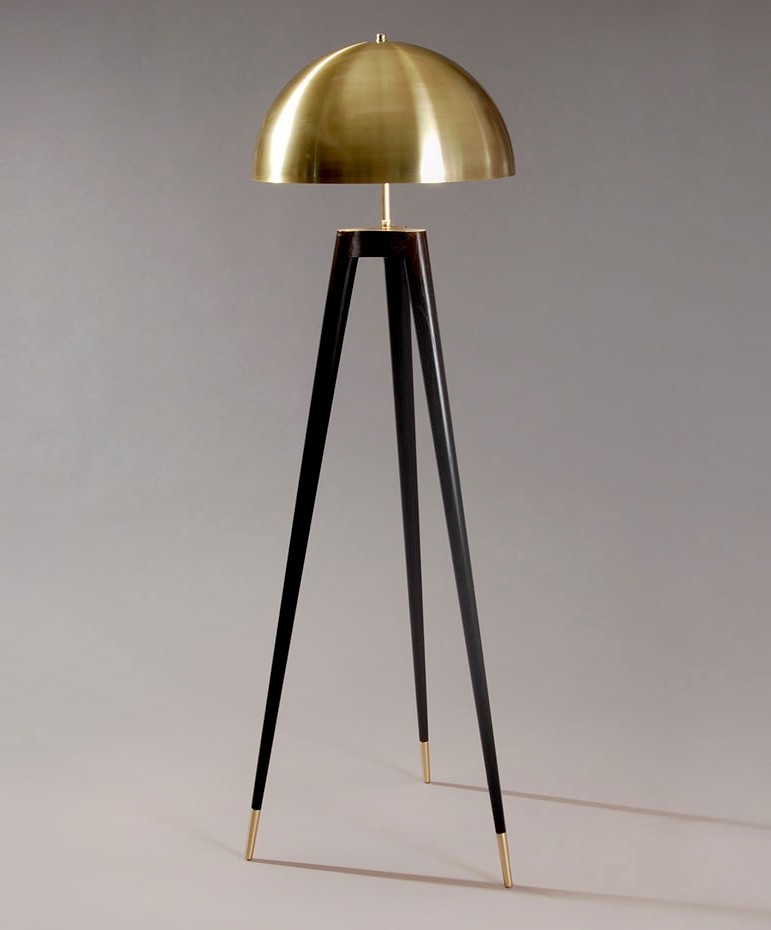Floor lamp by Matthew Fairbank