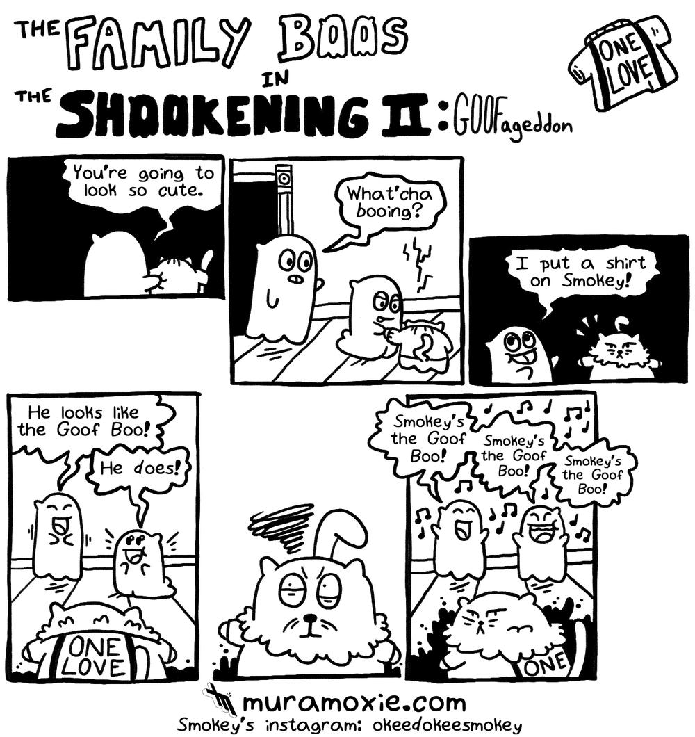 The Shookening II
