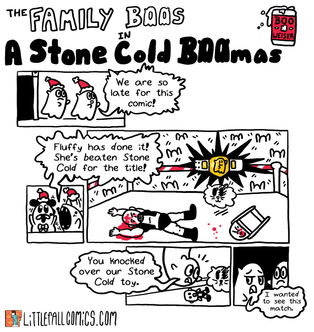 A Stone Cold Boomas