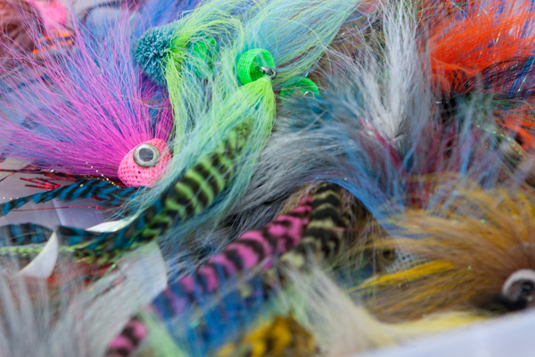 Umpqua Fly Prizes - Check out the latest Umpqua Feather Merchant flies, boxes, and other goods and get a raffle ticket to win assorted UPG boxes and fly assortments.